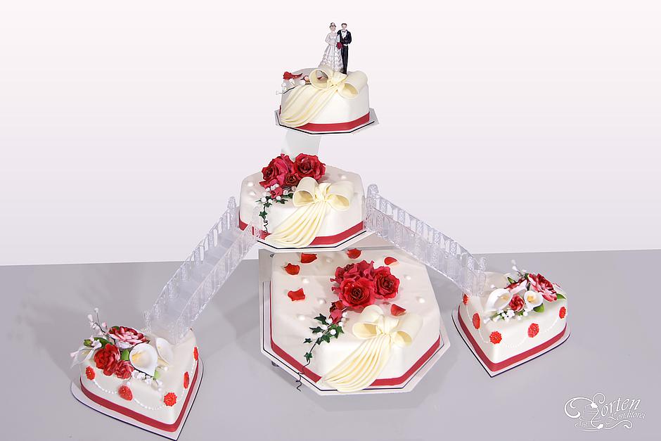 Hochzeitstorte bestellen detmold