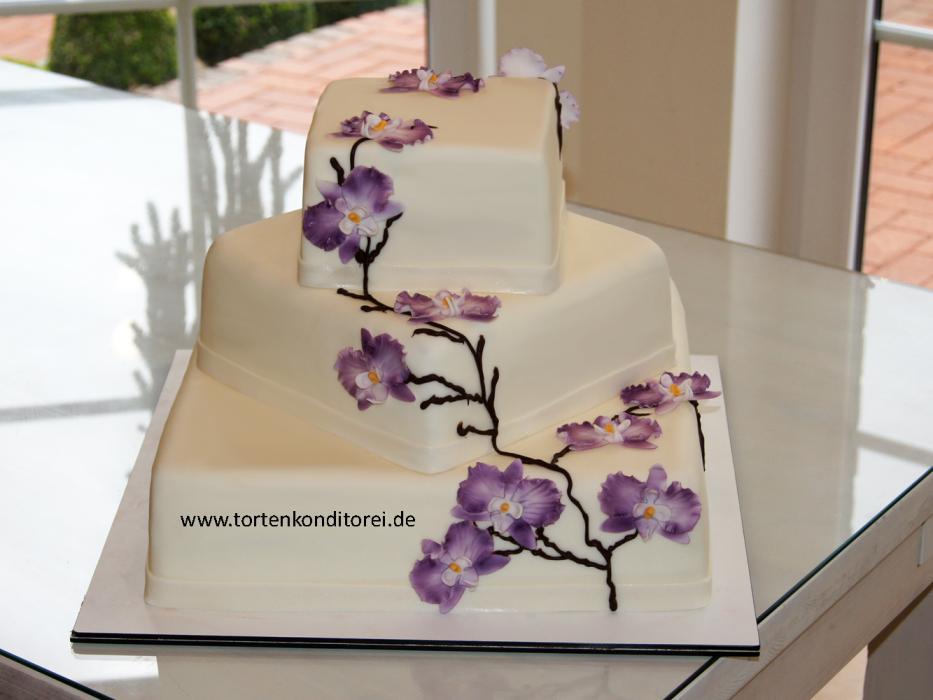 Ein Baume, Orchideen Hochzeit, Cakes Art, Hochzeitstorten Bilder ...