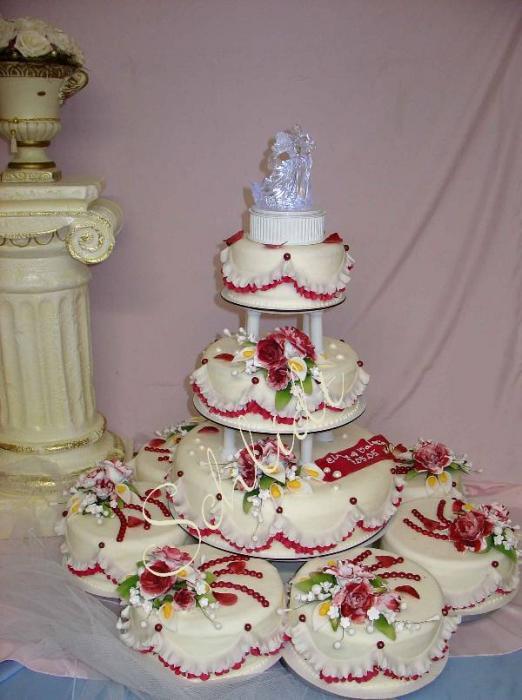 Hochzeitstorten Schlidt Hochzeitstorten Pictures to pin on Pinterest